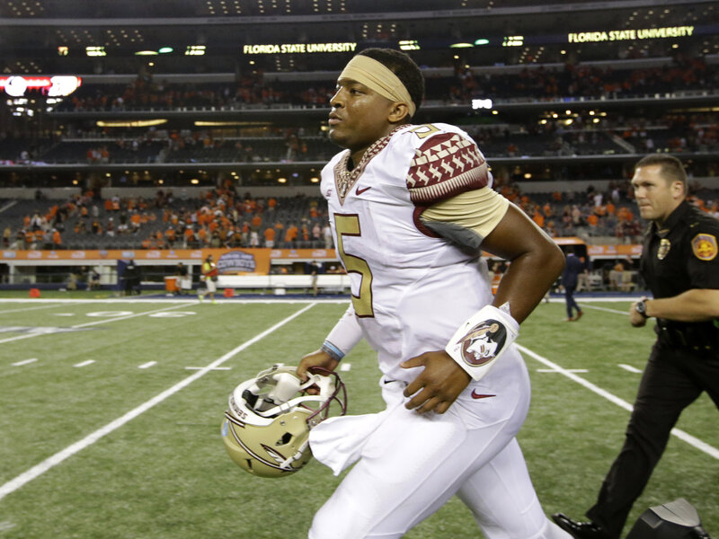 FSU Pays $950,000 To Woman Who Accused Jameis Winston Of Sexual Assault