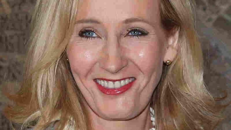 PEN American Center Awards Free-Speech Prize To J.K. Rowling