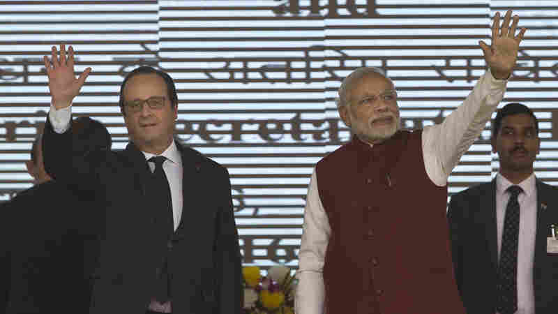 India, France Find Common Cause On Counterterrorism