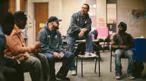 Chicago Teens And Combat Veterans Join Forces To Process Trauma