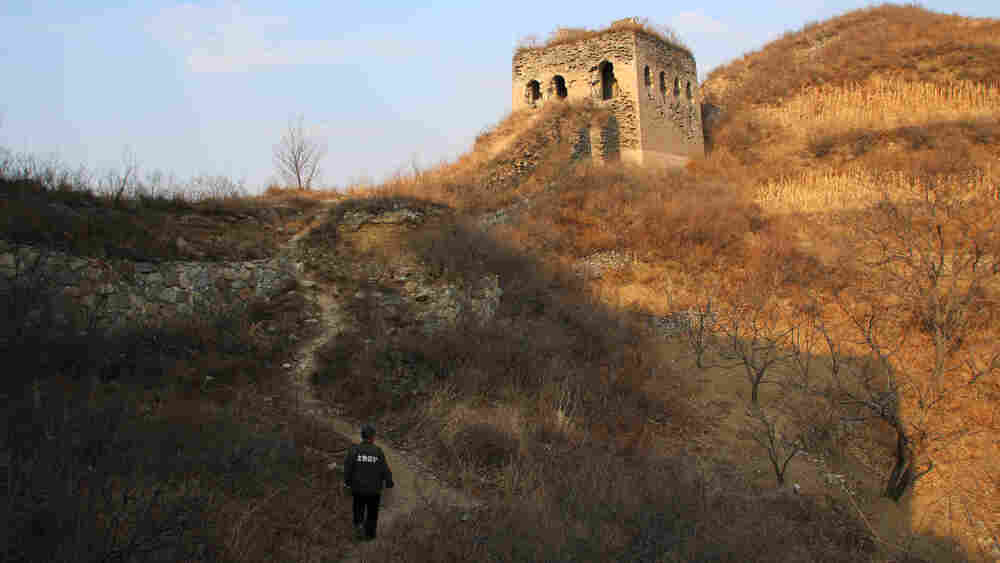 China's Great Wall Is Crumbling In Many Places; Can It Be Saved?