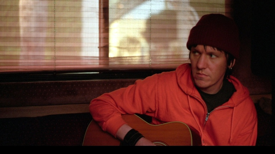 The soundtrack to Heaven Adores You, featuring music by Elliott Smith, comes out Feb. 5. (Courtesy of Universal Music Group)