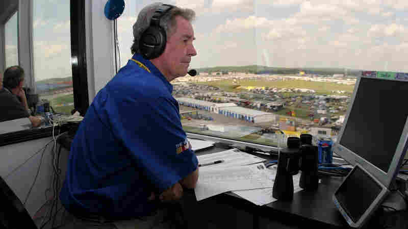 """""""Whether you met him or not, you felt like you knew him,"""" NASCAR Hall of Fame Executive Director Winston Kelley says of longtime broadcaster Barney Hall."""