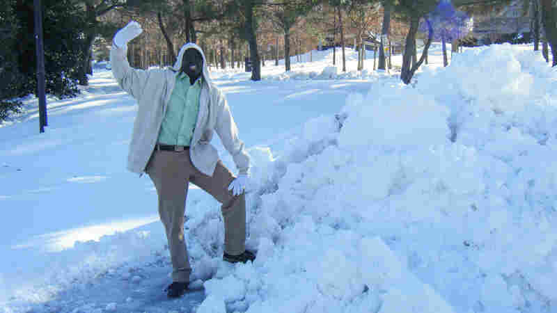 #SnowOuttaMyElement: Global South Emigres Recall Their First Flakes