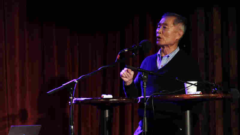 Actor George Takei on Ask Me Another at The Bell House