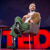 BJ Miller speaking at TED.