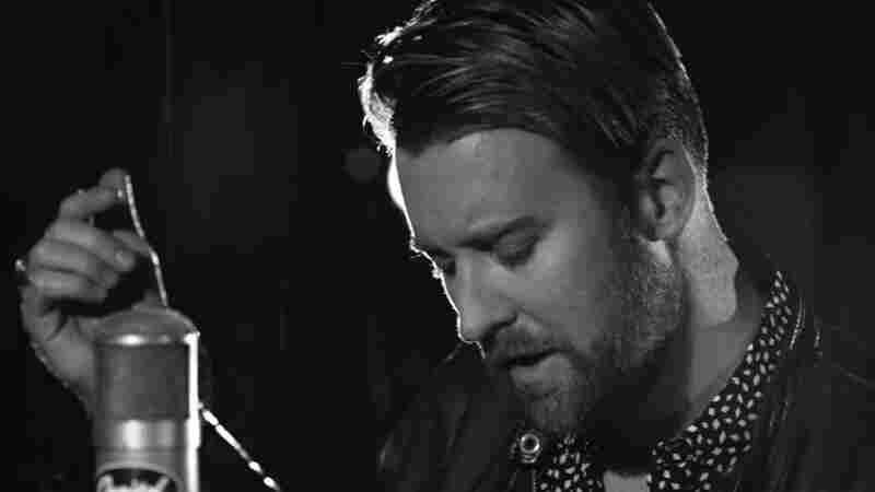 "A still from Charles Kelley's ""The Only One Who Gets Me (1 Mic 1 Take)."""
