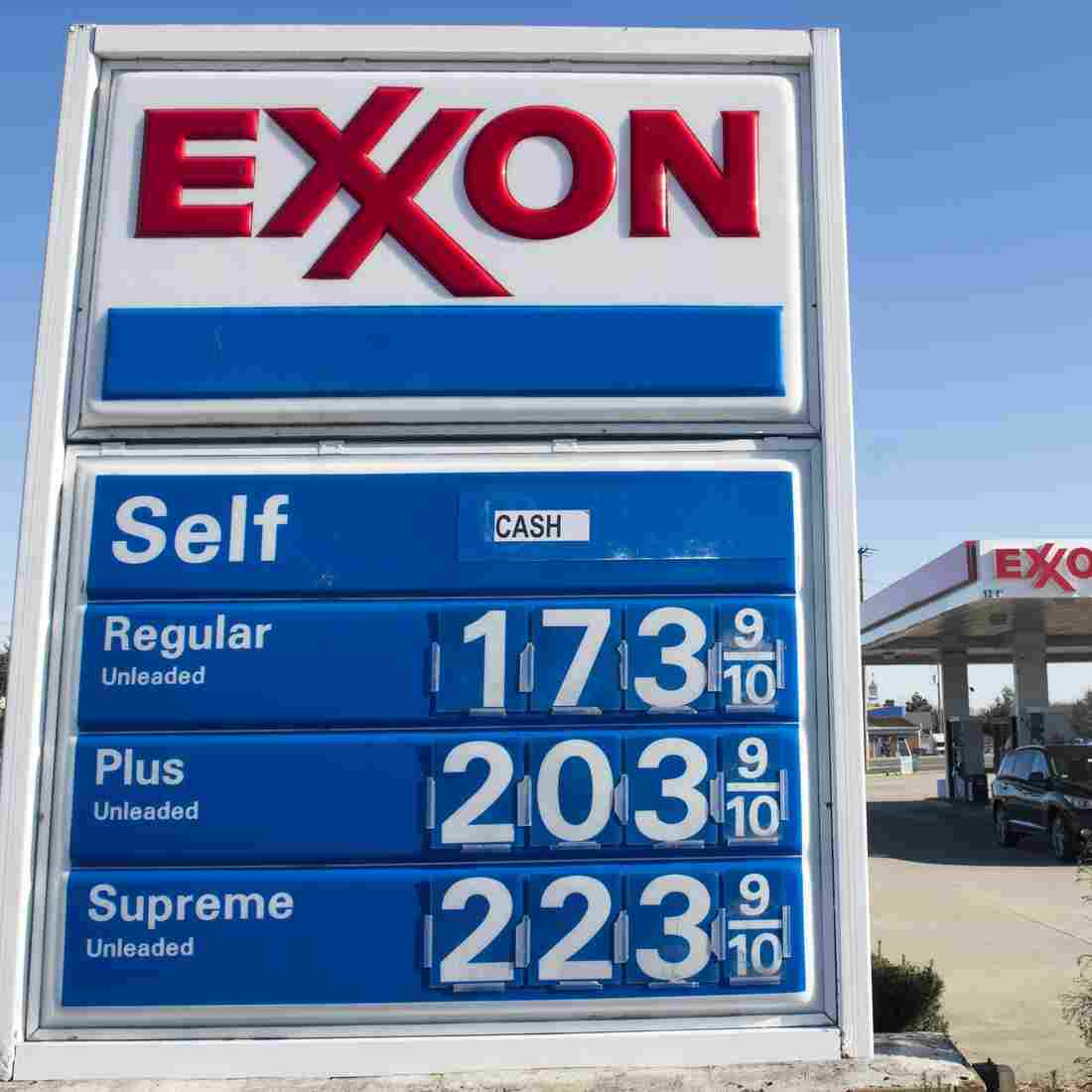 Why Cheap Gas Might Not Be Good For The U.S. Economy