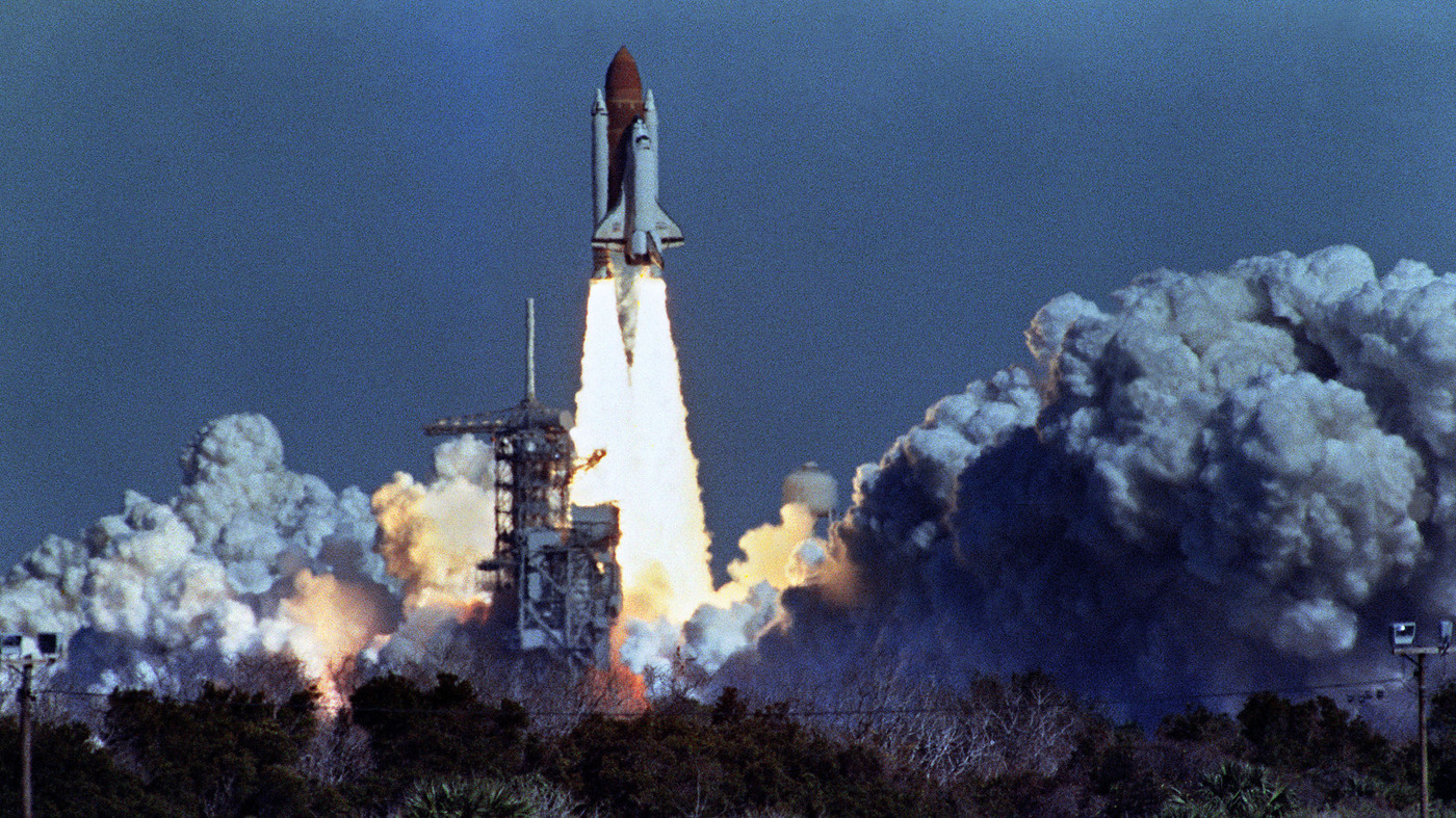 space shuttle challenger news report - photo #36