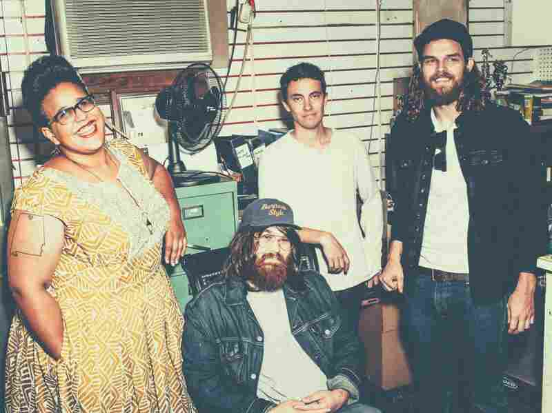 Alabama Shakes released Sound & Color last April.