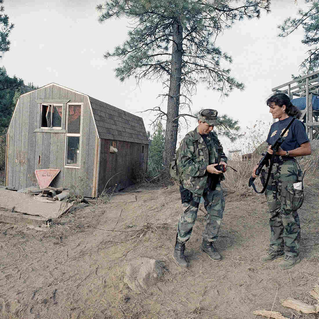The Federal Response To Oregon Occupation May Have Roots In Ruby Ridge