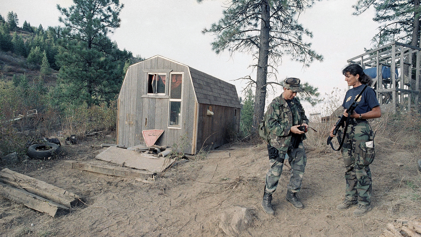 The Federal Response To Oregon Occupation May Have Roots