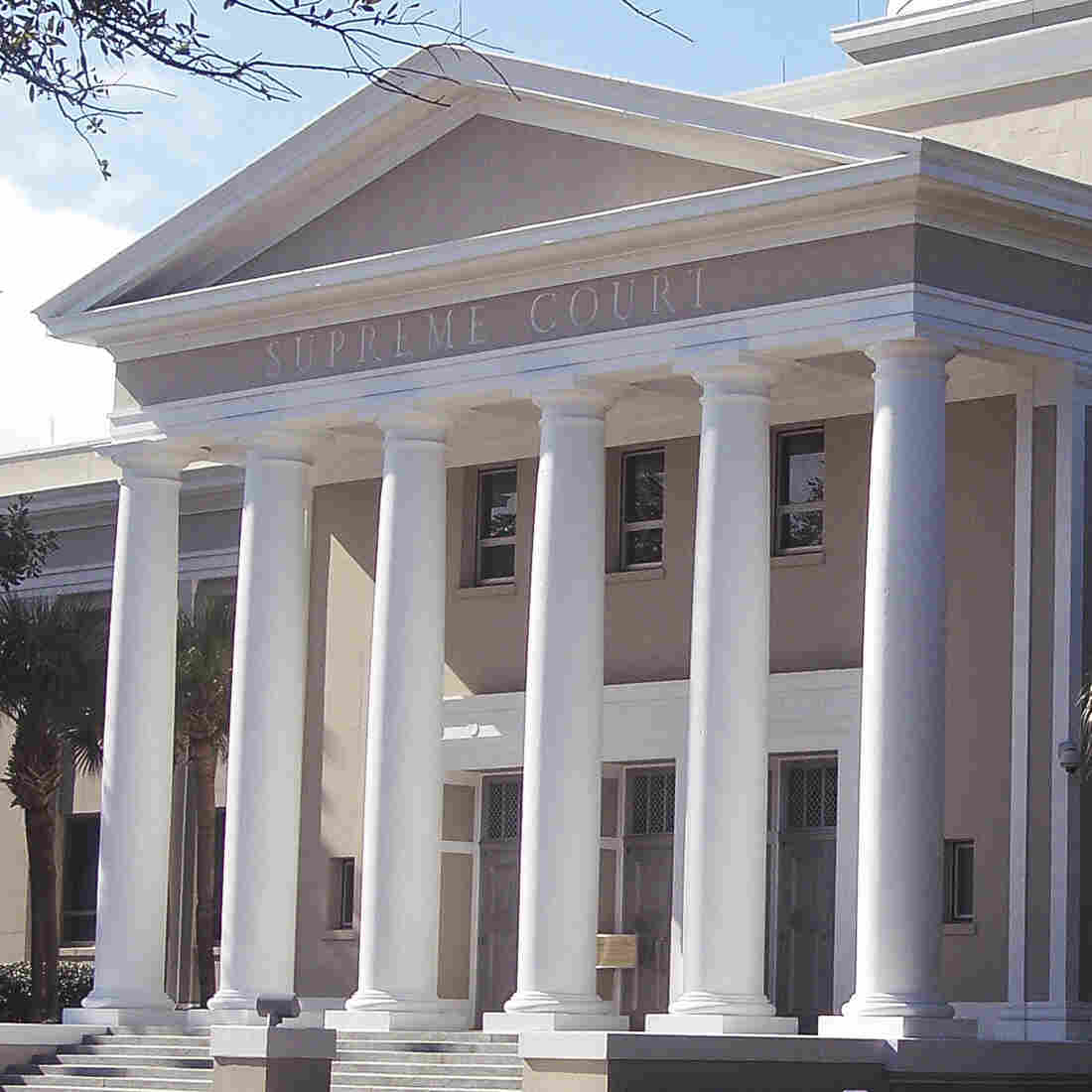 The Florida Supreme Court in Tallahassee, shown here in 2007, must decide whether executions can move ahead as planned.