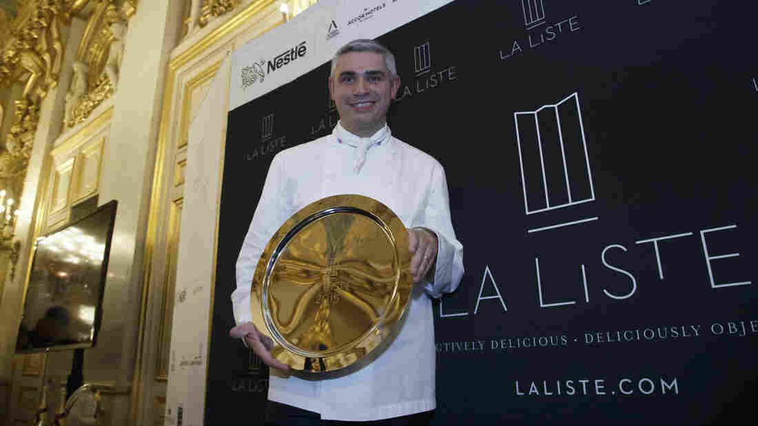 Chef Benoit Violier, whose Restaurant Hotel de Ville in Crissier, Switzerland, was named the No. 1 restaurant in the world, was found dead in what police say has the appearance of a suicide.