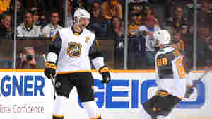 John Scott Transcends Jokes, NHL's Resistance And Is Named MVP Of All-Star Game