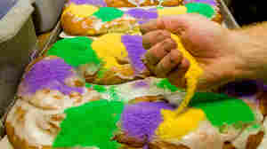 New Orleans: A City In The Grip Of King Cake Madness