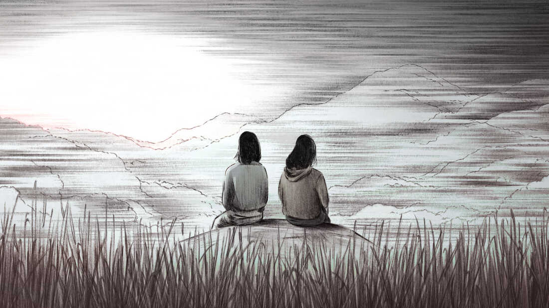 Two sisters grew up in the same part of rural China but went down two different paths in life.