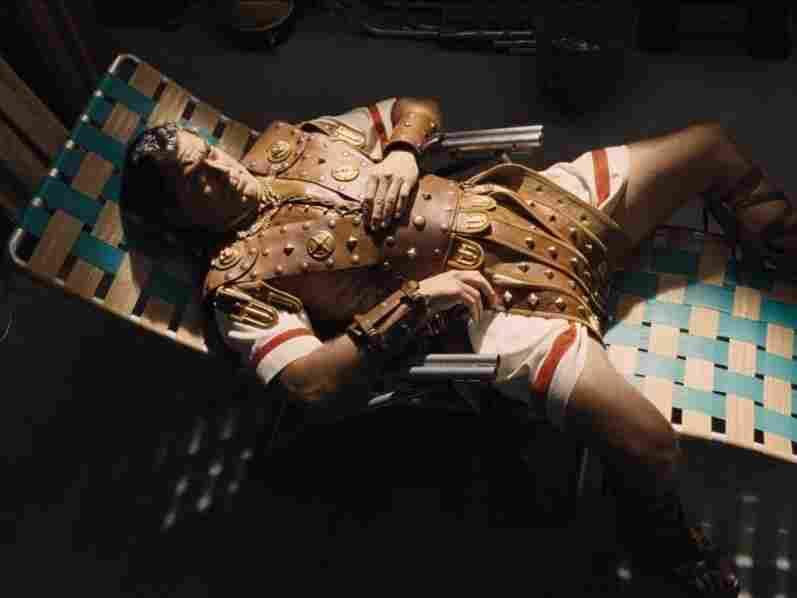 George Clooney as Baird Whitlock in Hail, Caesar!
