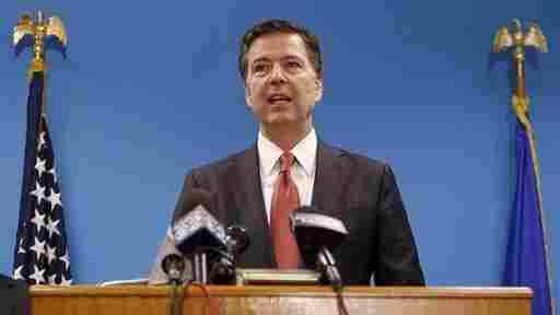 FBI Director James Comey is one of the federal officials who has said that the growing use of encryption hurts the ability to track criminals.