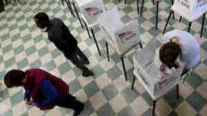 Change At Federal Election Agency Muddles Kansas Voter Registration Laws