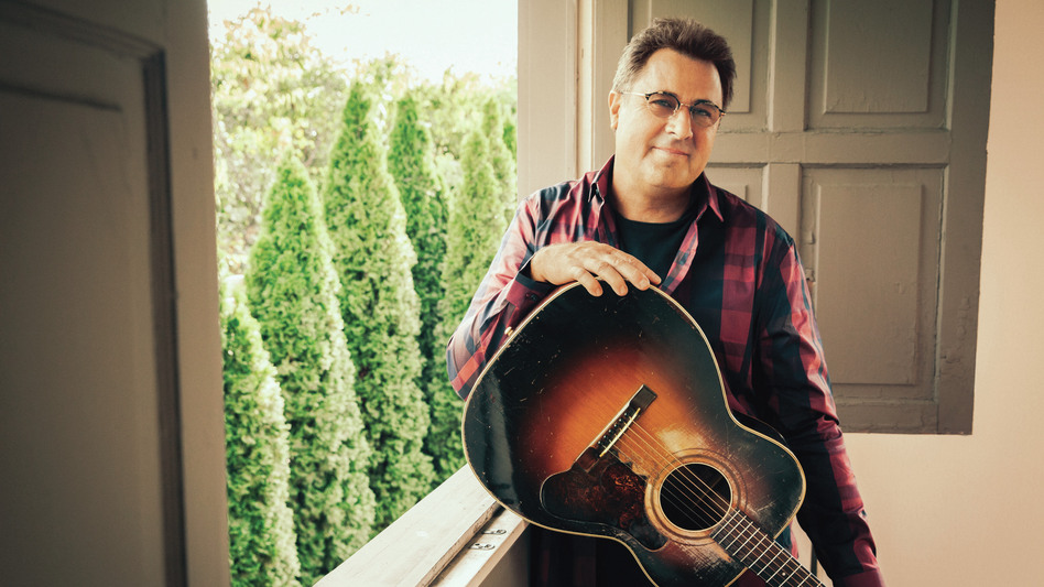 Vince Gill's new album, <em>Down To My Last Bad Habit</em>, comes out Feb. 12.
