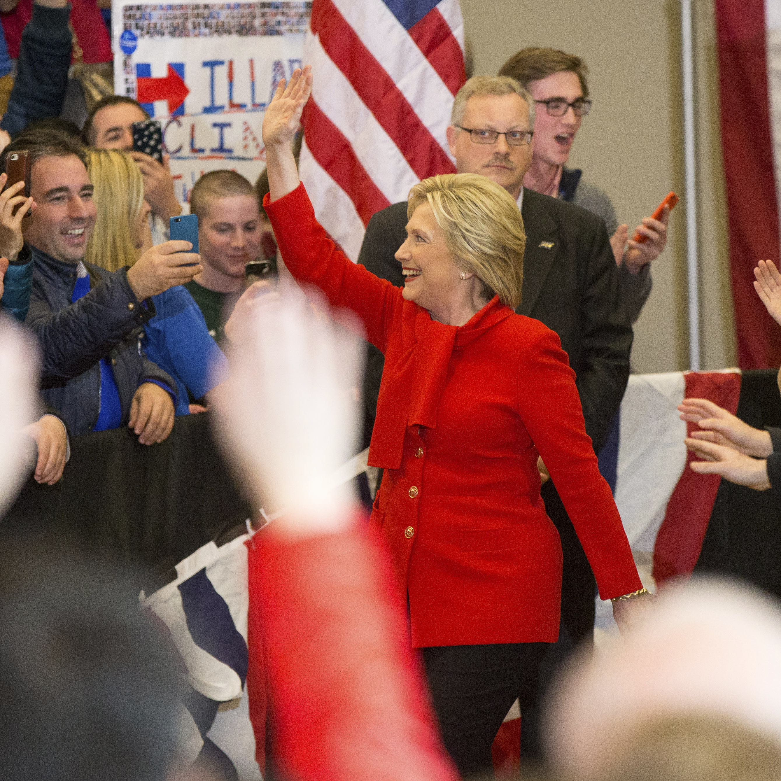Cruz Deals Trump A Setback In Iowa; Clinton Narrowly Edges Out Sanders