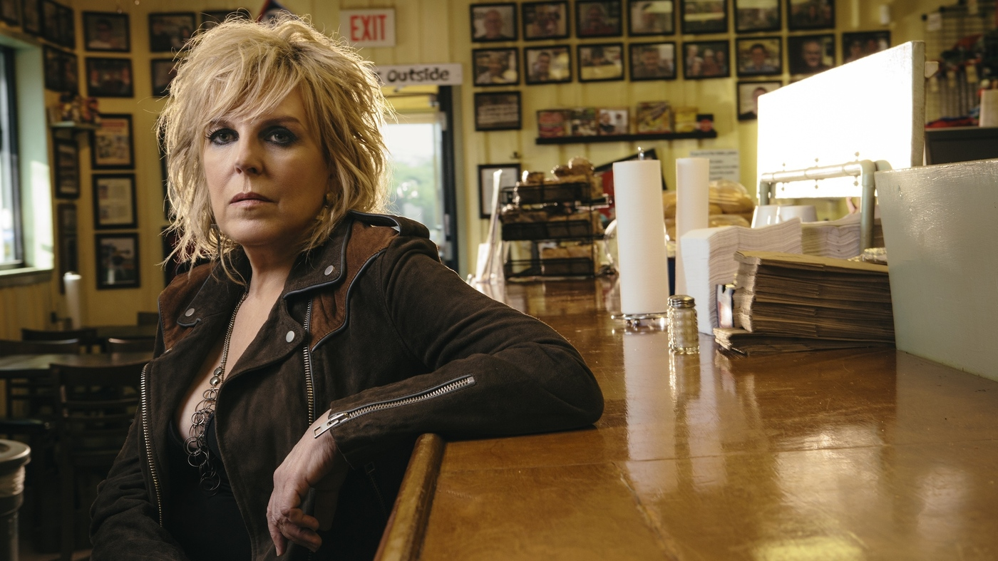 on her new album  lucinda williams is driven  not