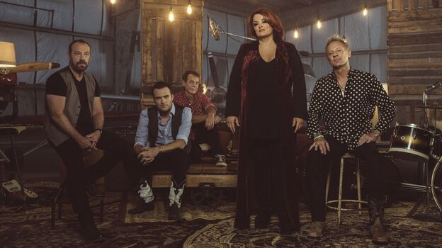Wynonna & The Big Noise's new self-titled album comes out Feb. 12. (Courtesy of the artist)