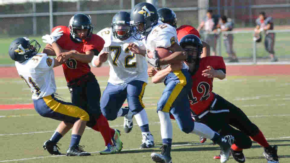 Quitting The Gridiron When Football Runs Through The Family