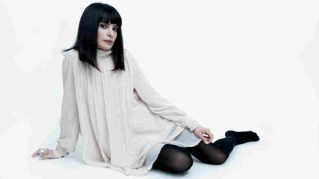Alejandra Deheza finished the album SVIIB on her own after the death of her School of Seven Bells collaborator Benjamin Curtis.