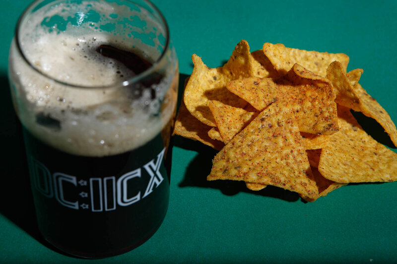 Cool Ranch Doritos paired with Bear Republic Red Rocket Ale