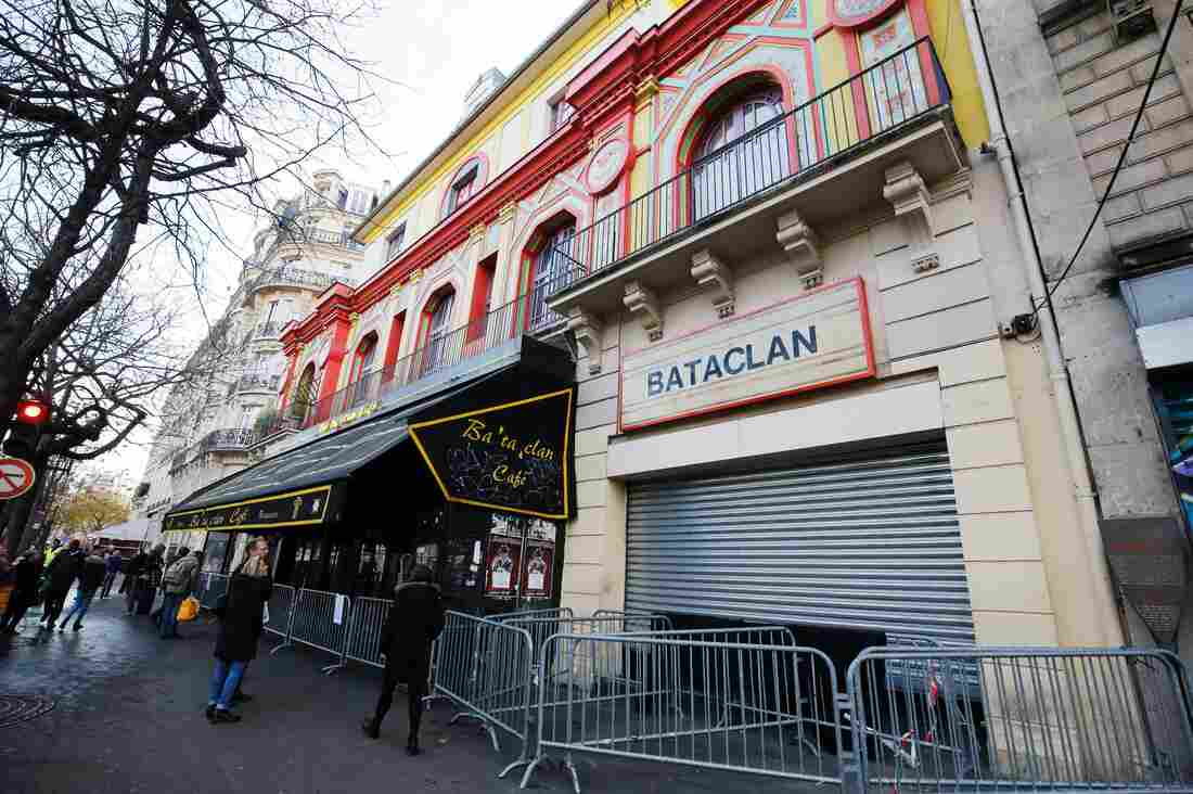 The Bataclan concert hall in Paris was the scene of carnage during November's terrorist attack. The lifesaving actions that night by Didi, a security guard of North African descent, have only recently become known. Survivors say he may have helped save 400 to 500 people.