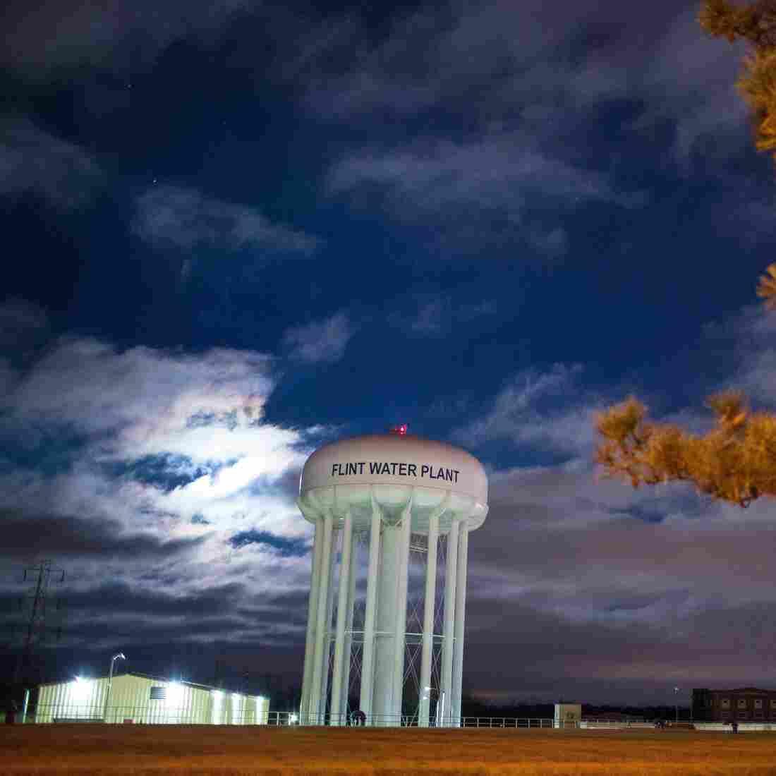 Unpaid Water Bills In Flint Could Hinder Repairs