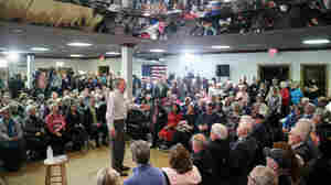 Heading Into New Hampshire, GOP 'Front-Runners' Are Anything But