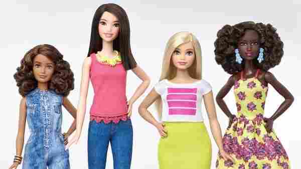 Roundup: Here's What People Are Saying About Barbie's Diversity Makeover