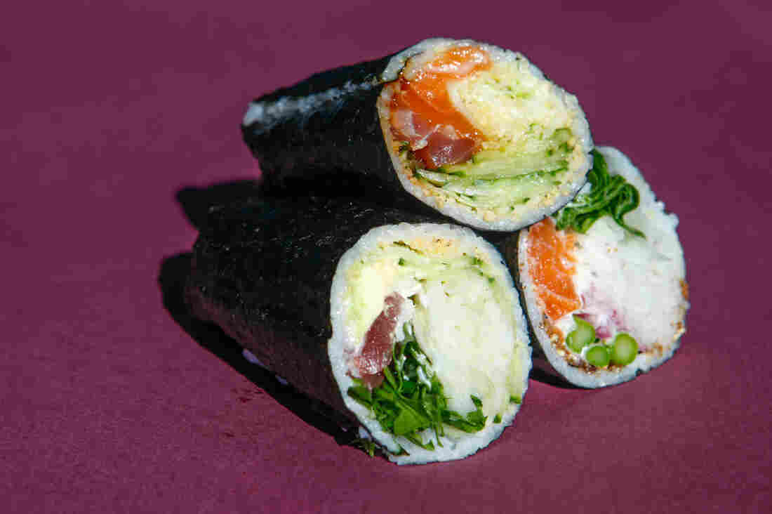 Sorry sushi burrito japanese program certifies authentic for Authentic asian cuisine