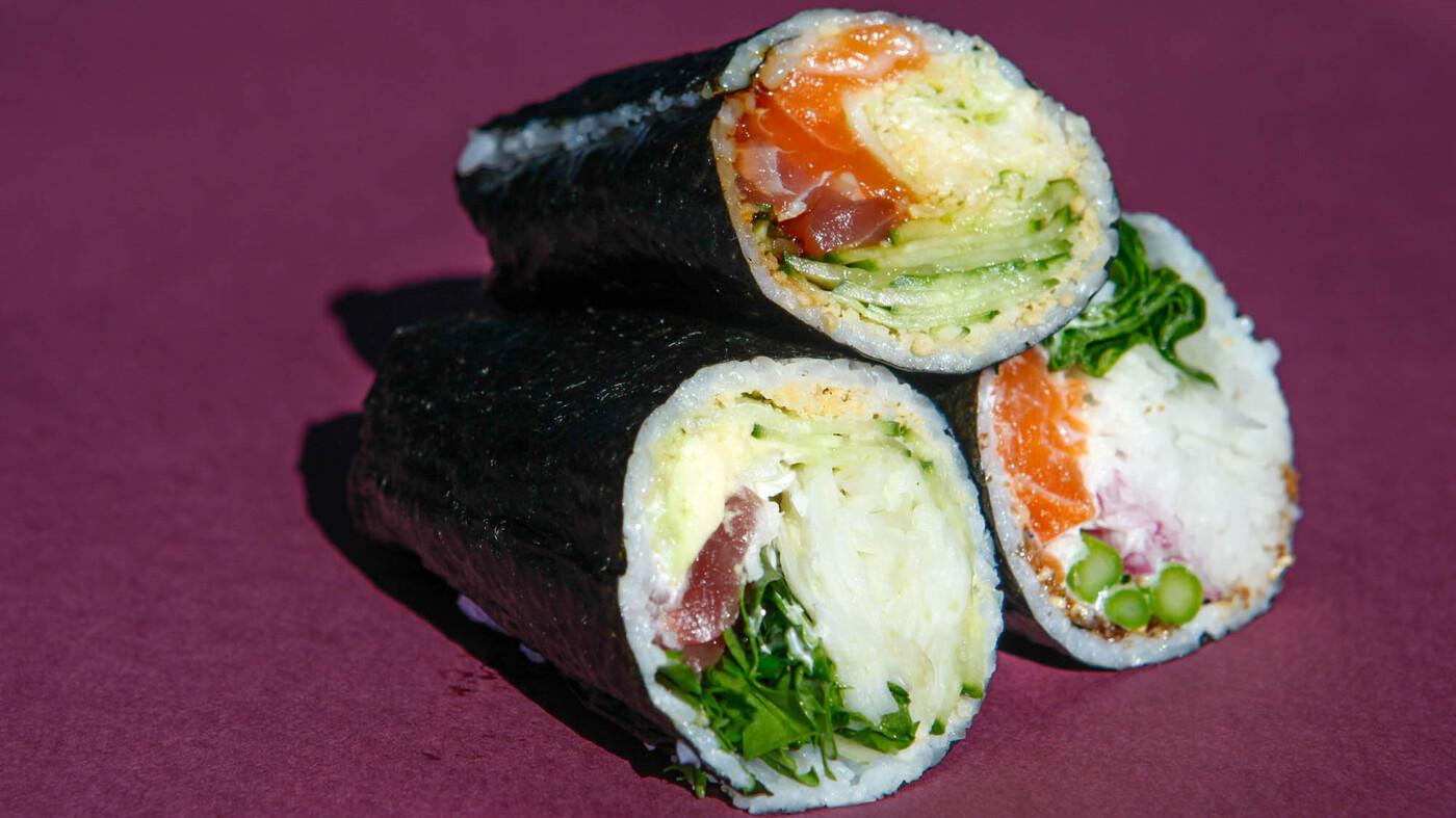 Sorry, Sushi Burrito: Japanese Program Certifies Authentic ...