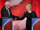 7 moments you might have missed from the Clinton, Sanders 'progressive' debate