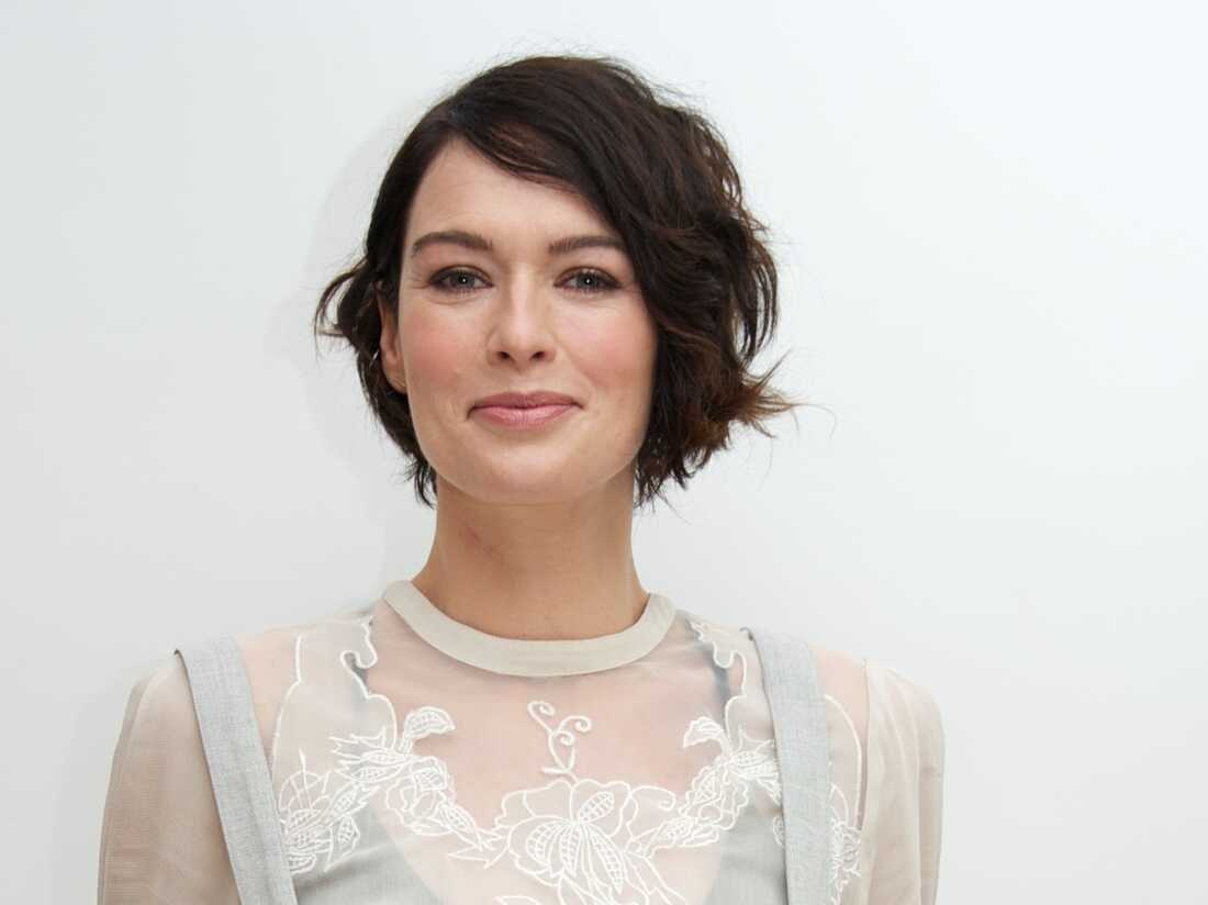 """Lena Headey at the """"300: Rise Of An Empire"""" Press Conference on March 4, 2014 in Beverly Hills, Calif."""
