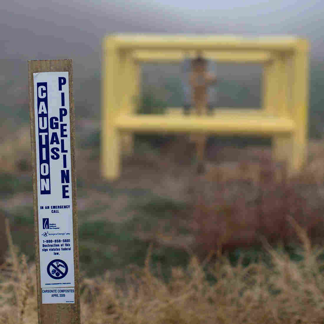 Calif. Official Says Leaking Gas Well Might Be Sealed As Soon As Next Week