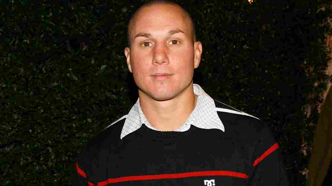 dave mirra a superstar of bmx has died in what police say was suicide the two way npr. Black Bedroom Furniture Sets. Home Design Ideas
