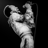 Maurice White performing with Earth, Wind & Fire in New York in the late '70s.
