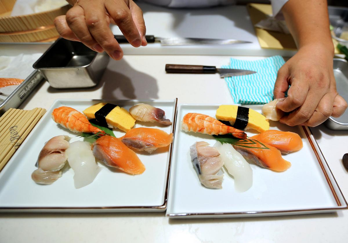 Authentic sushi part 4 9