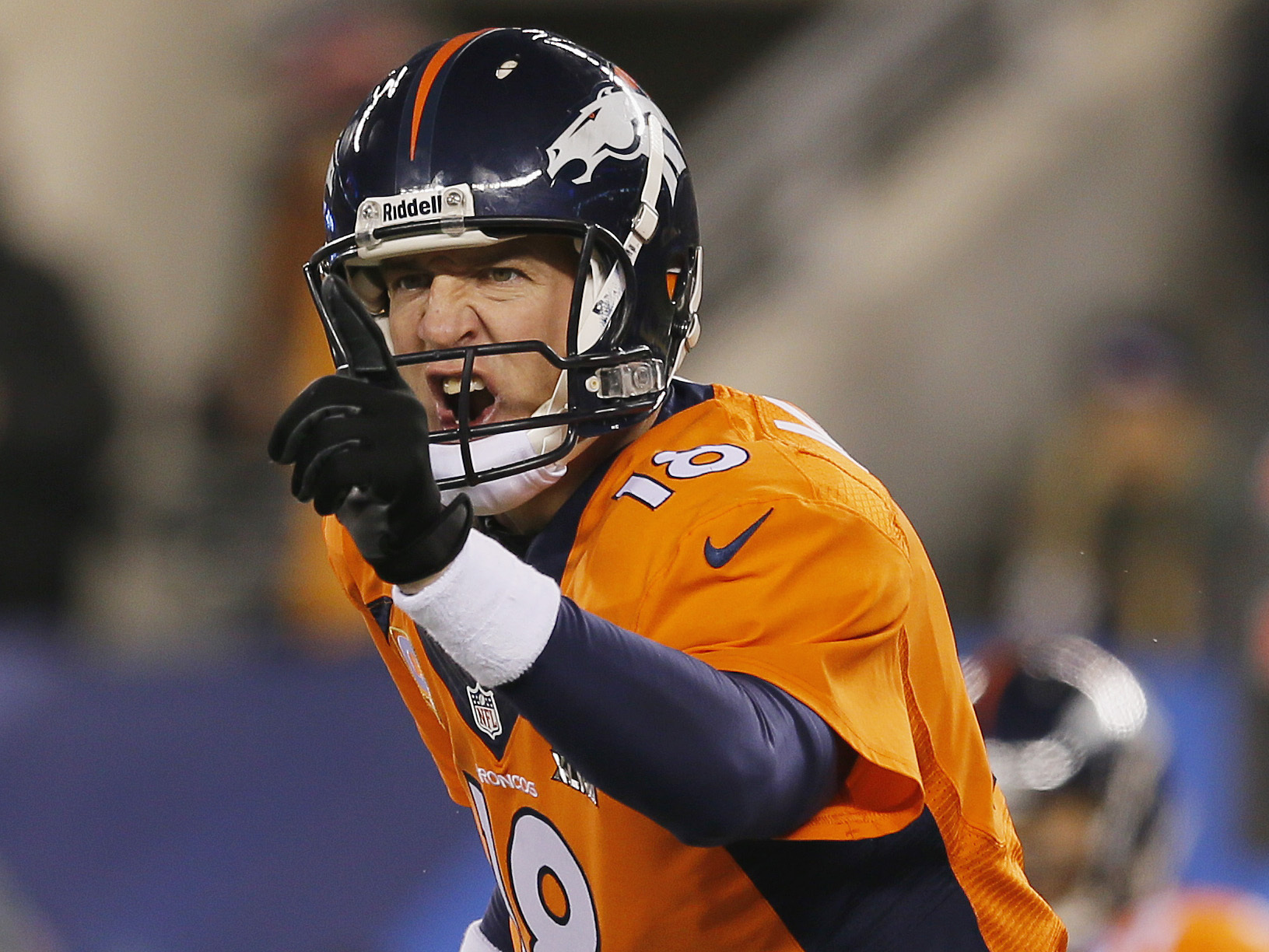 Peyton Manning: 'I was grateful to play for Coach Fox'