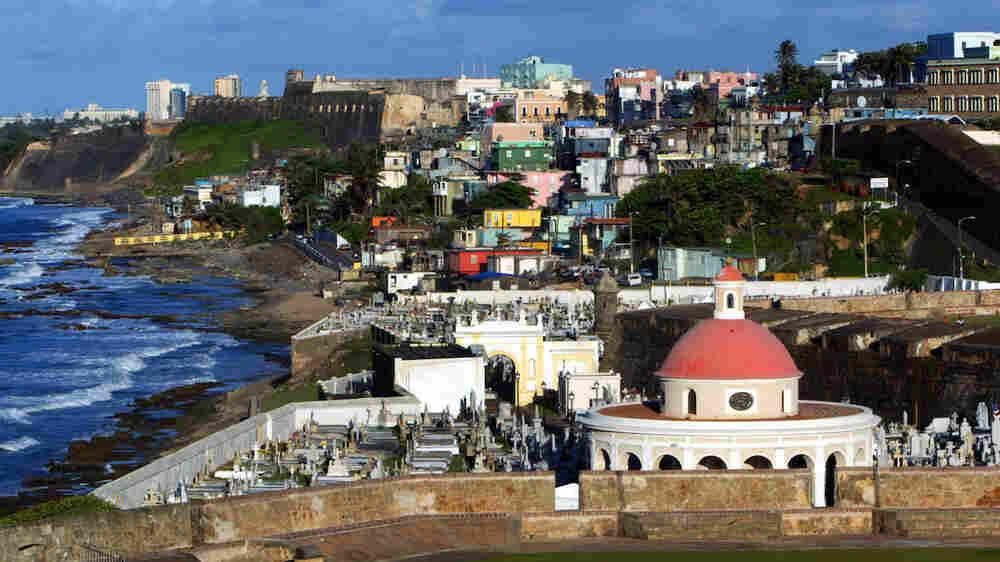 San Juan, Puerto Rico (Joe Raedle/Getty Images)