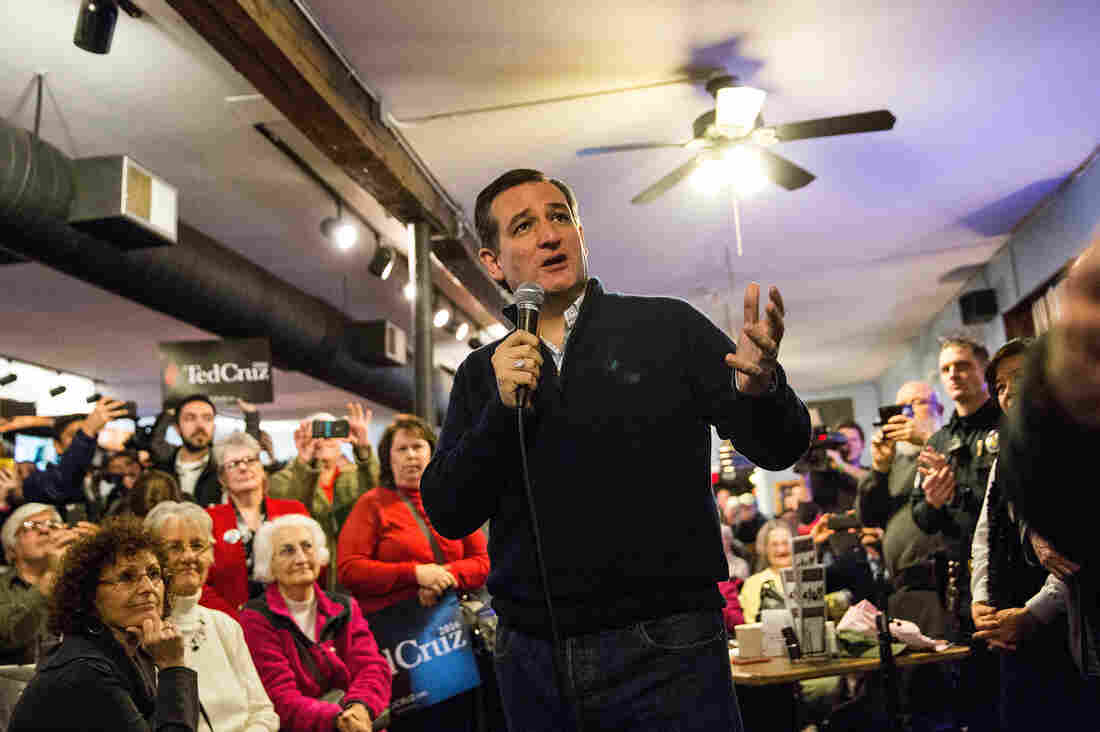 Republican presidential hopeful Ted Cruz initially claimed his private insurance had been canceled. It turned out his insurer had transferred him to a plan with a narrow network of providers.