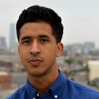Walter Thompson-Hernandez, son of an African-American father and Mexican mother, created the Instagram account Blaxicans of LA.