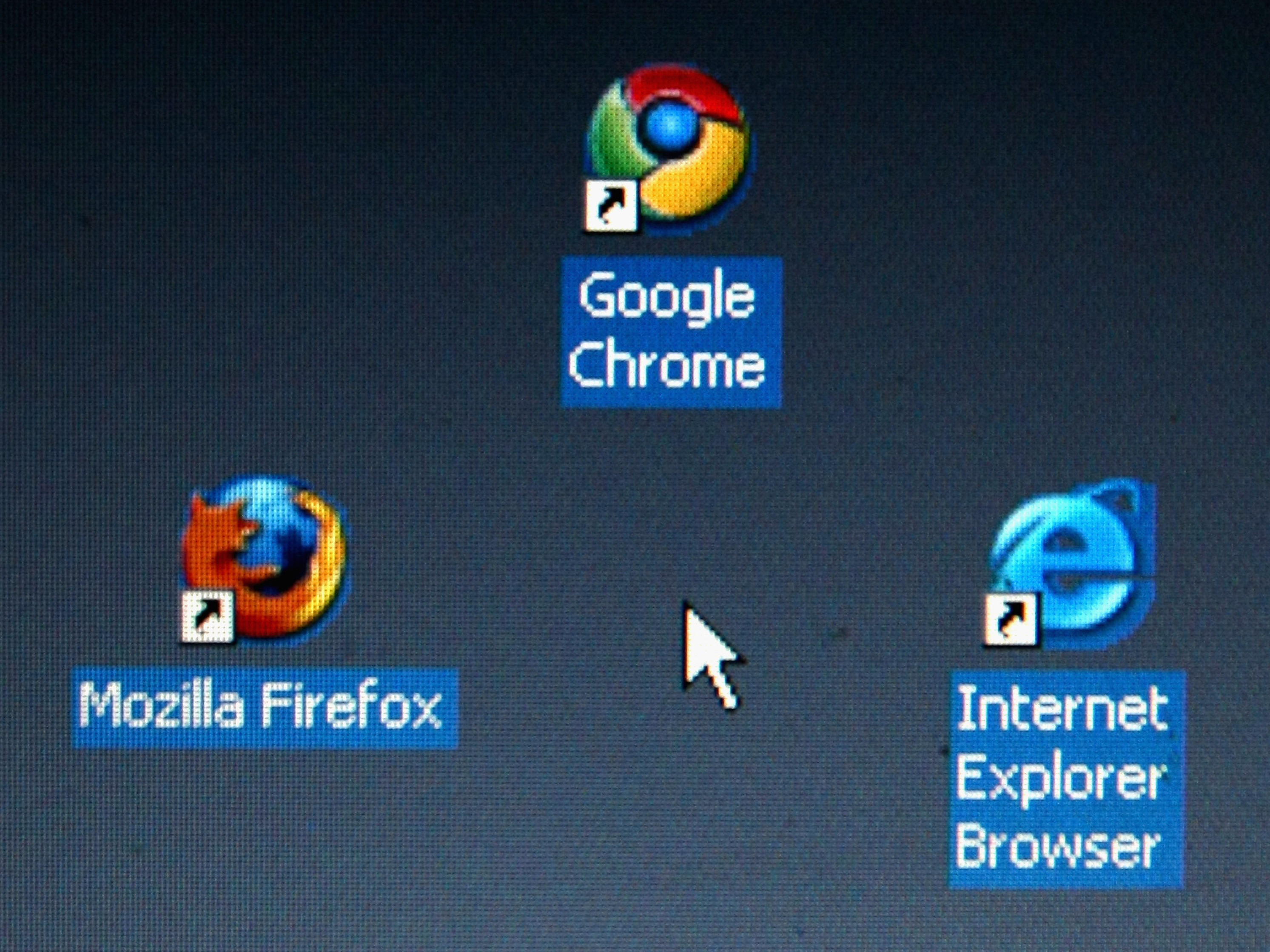 How Do You Spot A Nonconformist? You Can Start With Their Internet Browser