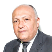 """""""There is a vibrant political atmosphere that will be conducive to greater achievement"""" in Egypt, Foreign Minister Sameh Shoukry tells NPR. But, he says, """"I can't say we're perfect."""""""