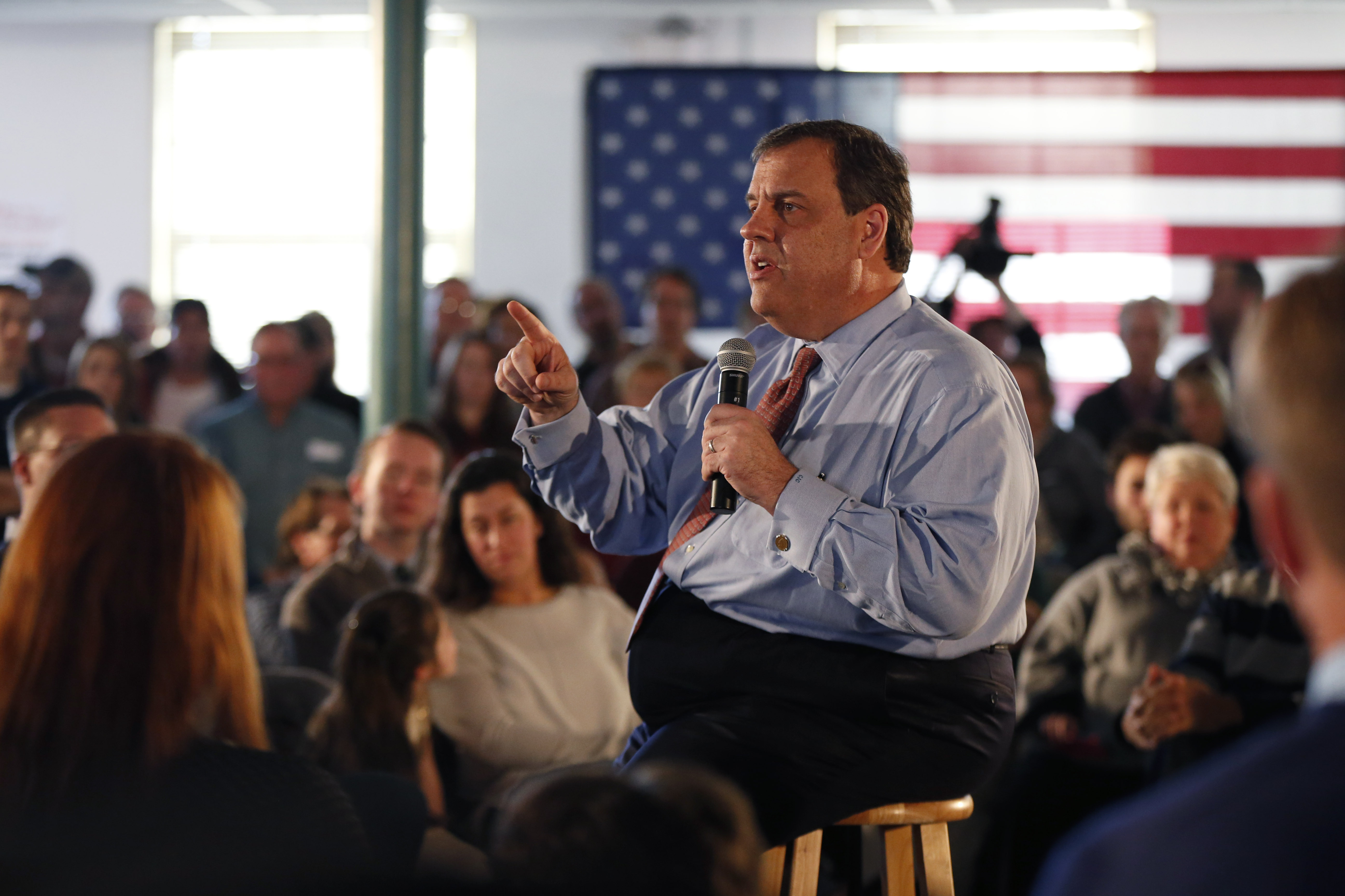 After Poor New Hampshire Showing, Christie Heads Home to Reassess Campaign